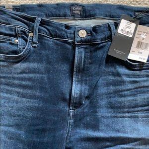 Citizens Sculpt-Rocket High Waist Skinny Jeans